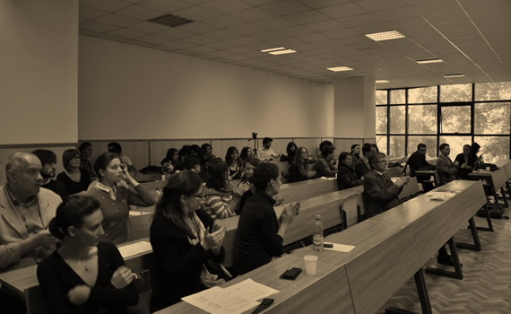 Bucharest Conference in Applied Ethics 2011, 4th Edition: 'Ethical Aspects in New and Emerging Technologies (I)'