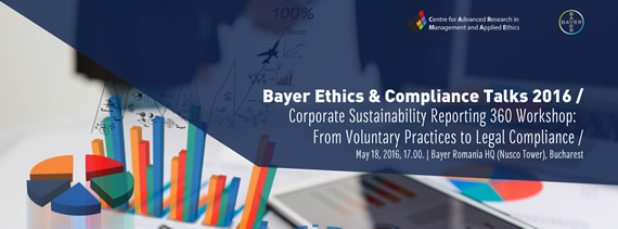 Bayer Ethics & Compliance Talks 2016