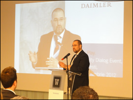 Daimler Benz Integrity Day 2012