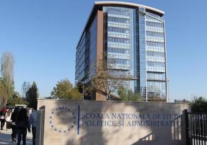 Scoala Nationala de Studii Politice si Administrative (SNSPA)