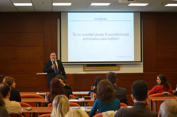 EthicsComplianceHub :: Bucharest, 2017 (September 28, 2017; Musat & Associates)