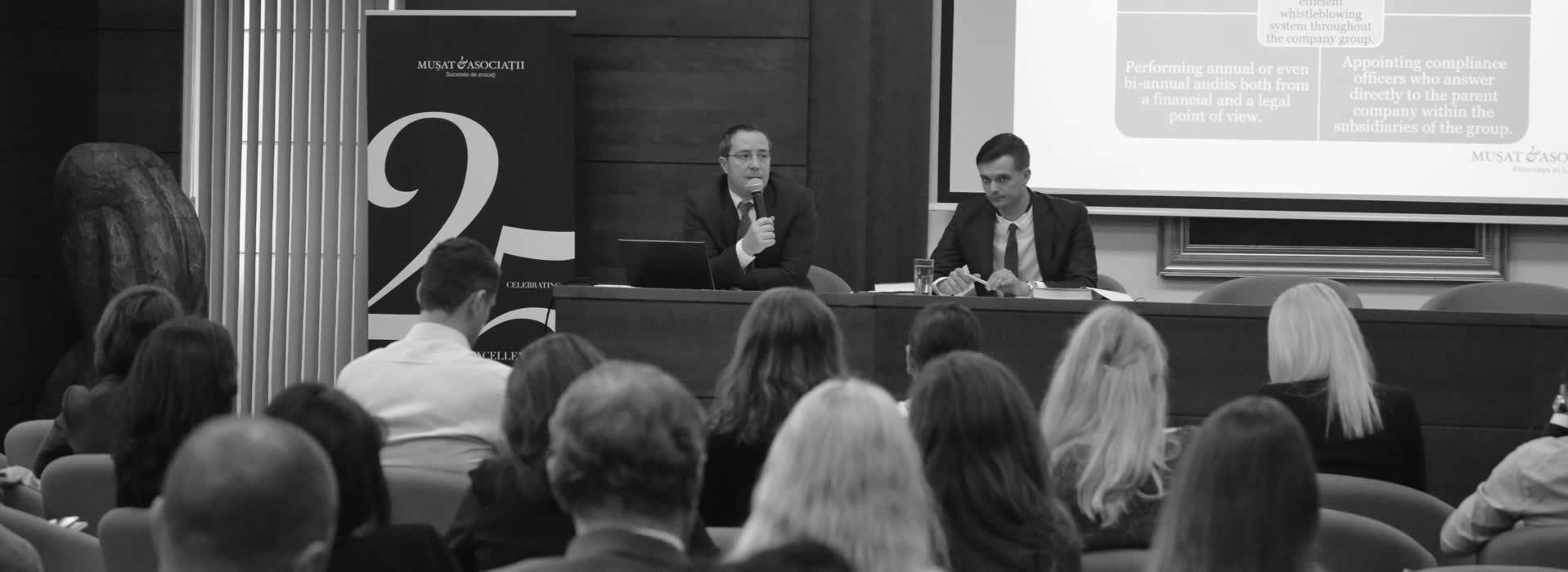EthicsComplianceHub :: Bucharest, 2017