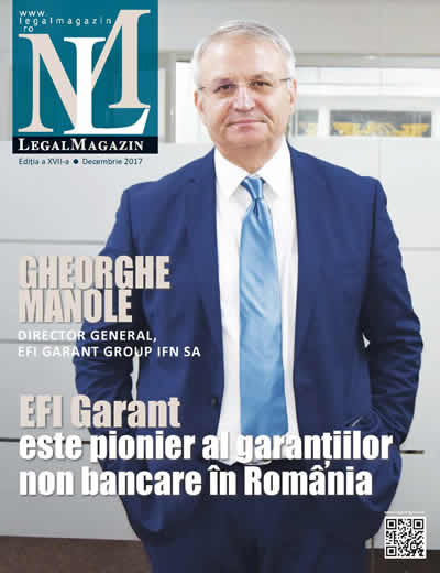 Legal Magazin. 17th Edition. December 2017