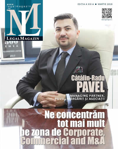 Legal Magazin. 19th Edition. March 2018